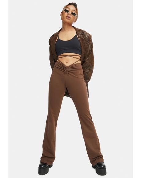 Cocoa Sakeri Flare Trousers