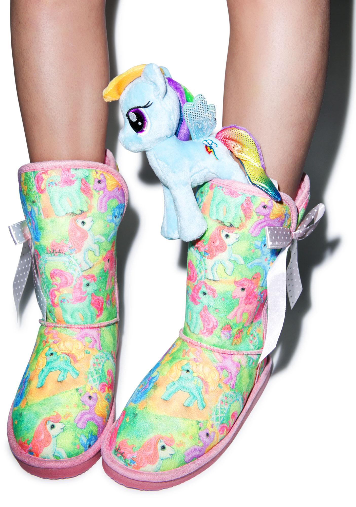 Iron Fist My Little Pony Tall Fugly Boot