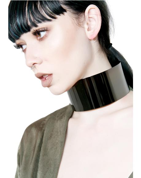 Battle Royale Metal Choker