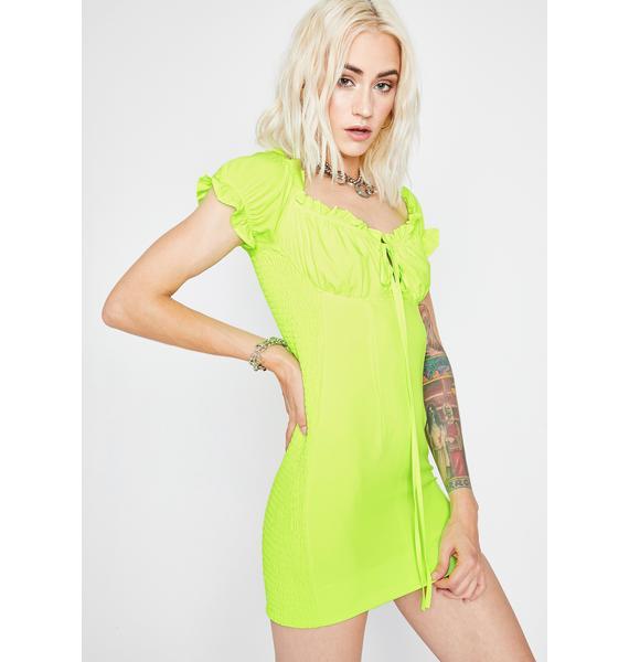 Innocent Affair Mini Dress