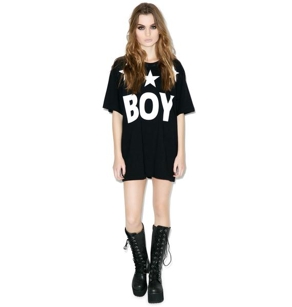 BOY London Tri-Star T-Shirt