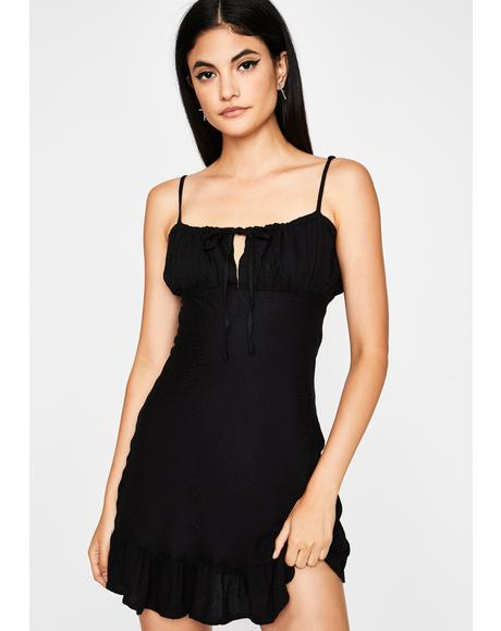 Death By Desire Mini Dress
