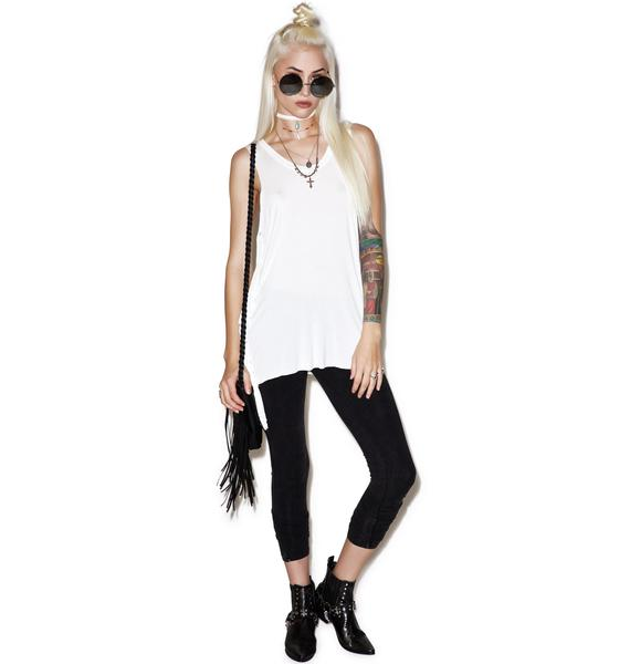 Songbird Fringed Tank Top