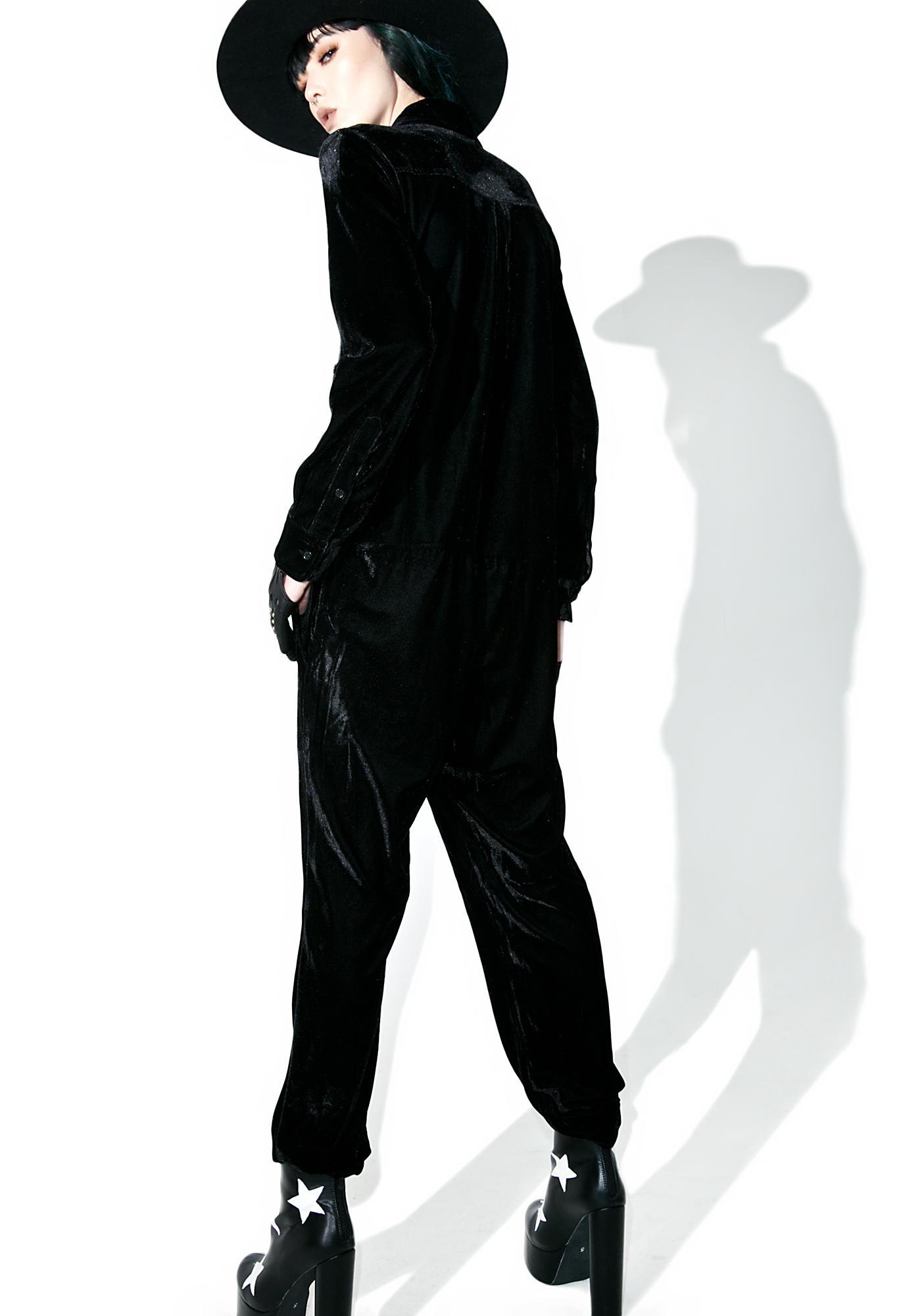 Nightwalker Huntsman Romper