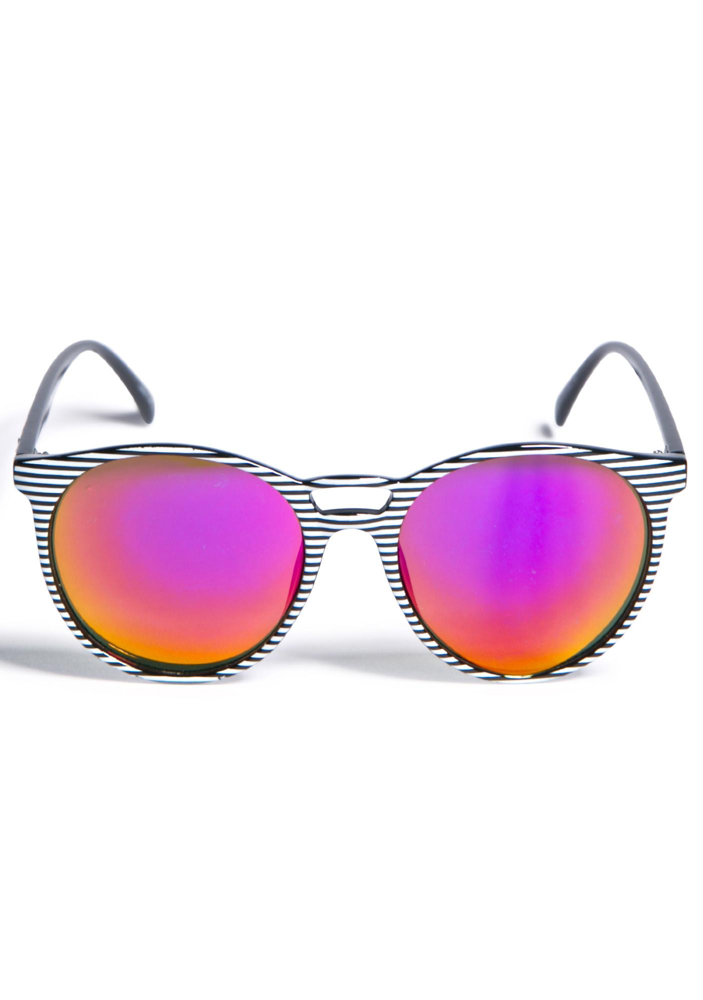 Quay Eyeware All Cried Out Sunglasses