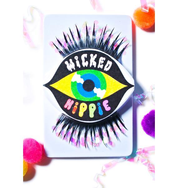 Wicked Hippie x Dolls Kill CoCo Unicorn Scalez Lashes