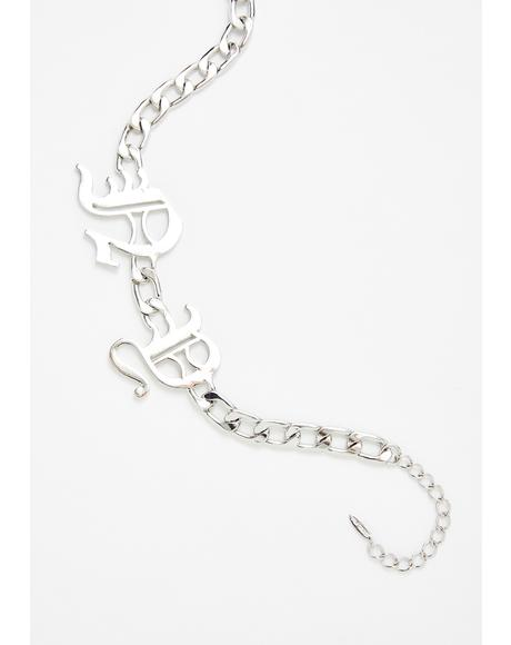 East Side Rider Chain Choker
