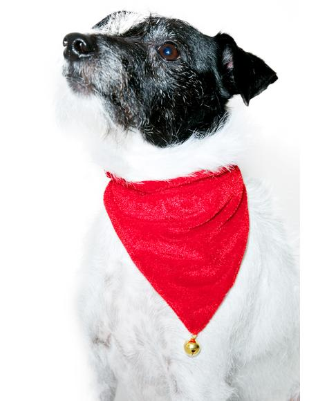 Holiday Joyz Doggie Bandana