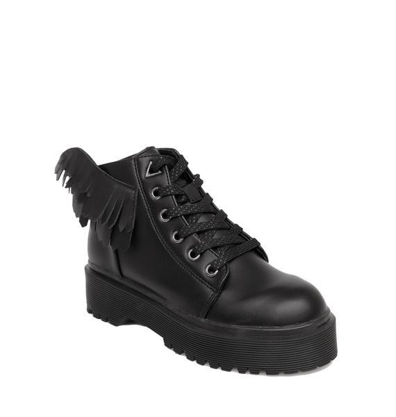 Y.R.U. Slayr Angel Boots