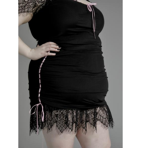 Widow Miss Enchanted Marionette Lace Skirt