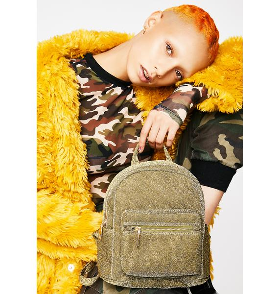 Glint N' Gleam Mini Backpack