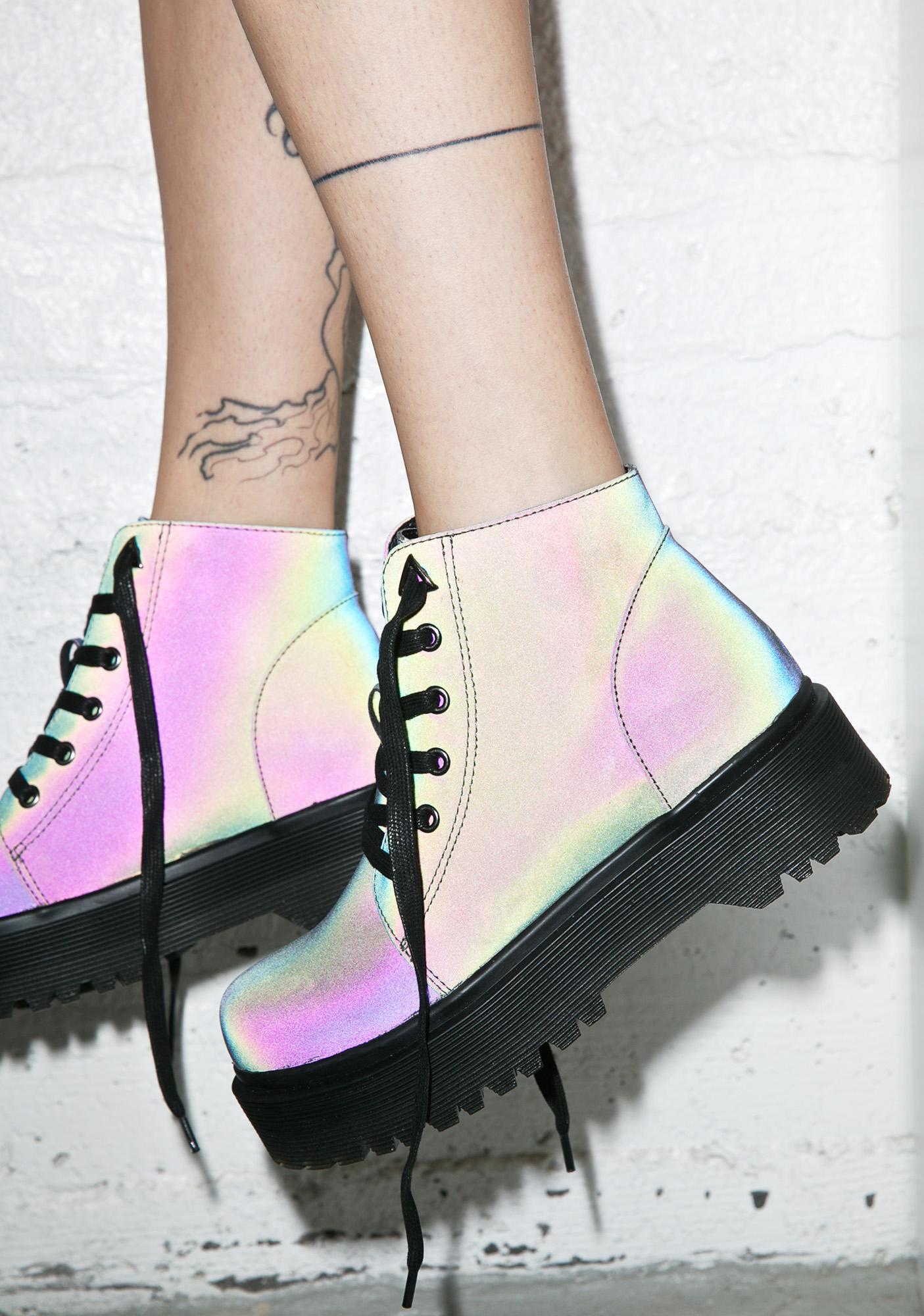 Y.R.U. Slayr Boots