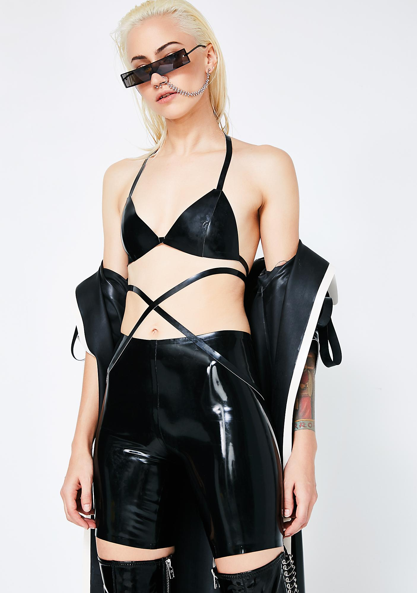 Meat Clothing Wrap Around Bikini