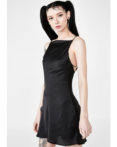 Internet Qween Slip Dress