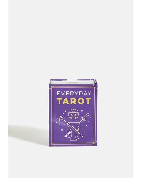 Everyday Tarot Mini Card Deck