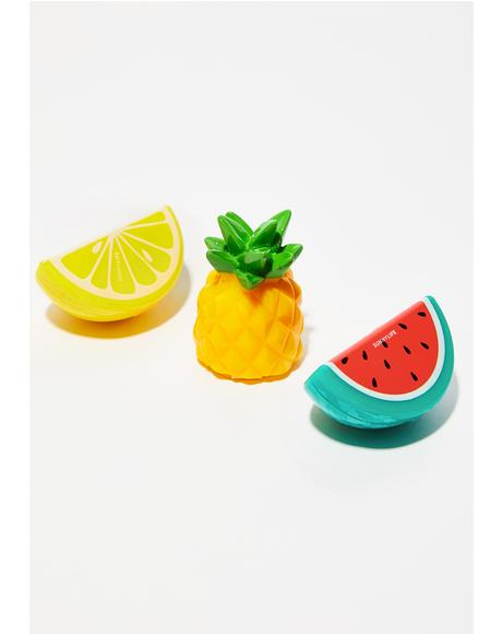 Tastin' Tropical Lip Balm Set