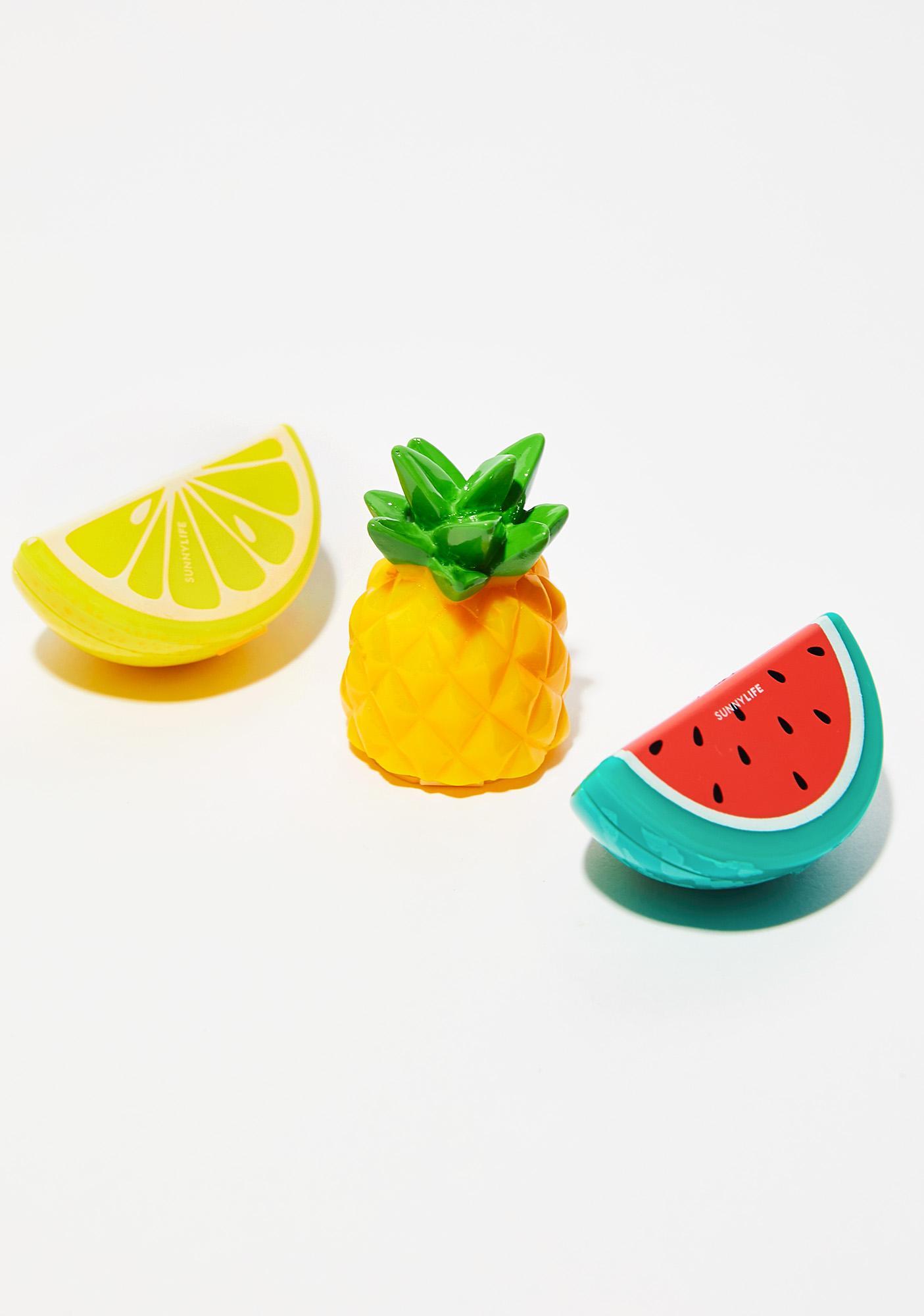 Tastin' Tropical Lip Balm Set