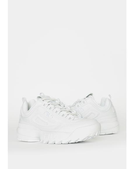 Unisex Tonal Disruptor 2 Premium Sneakers