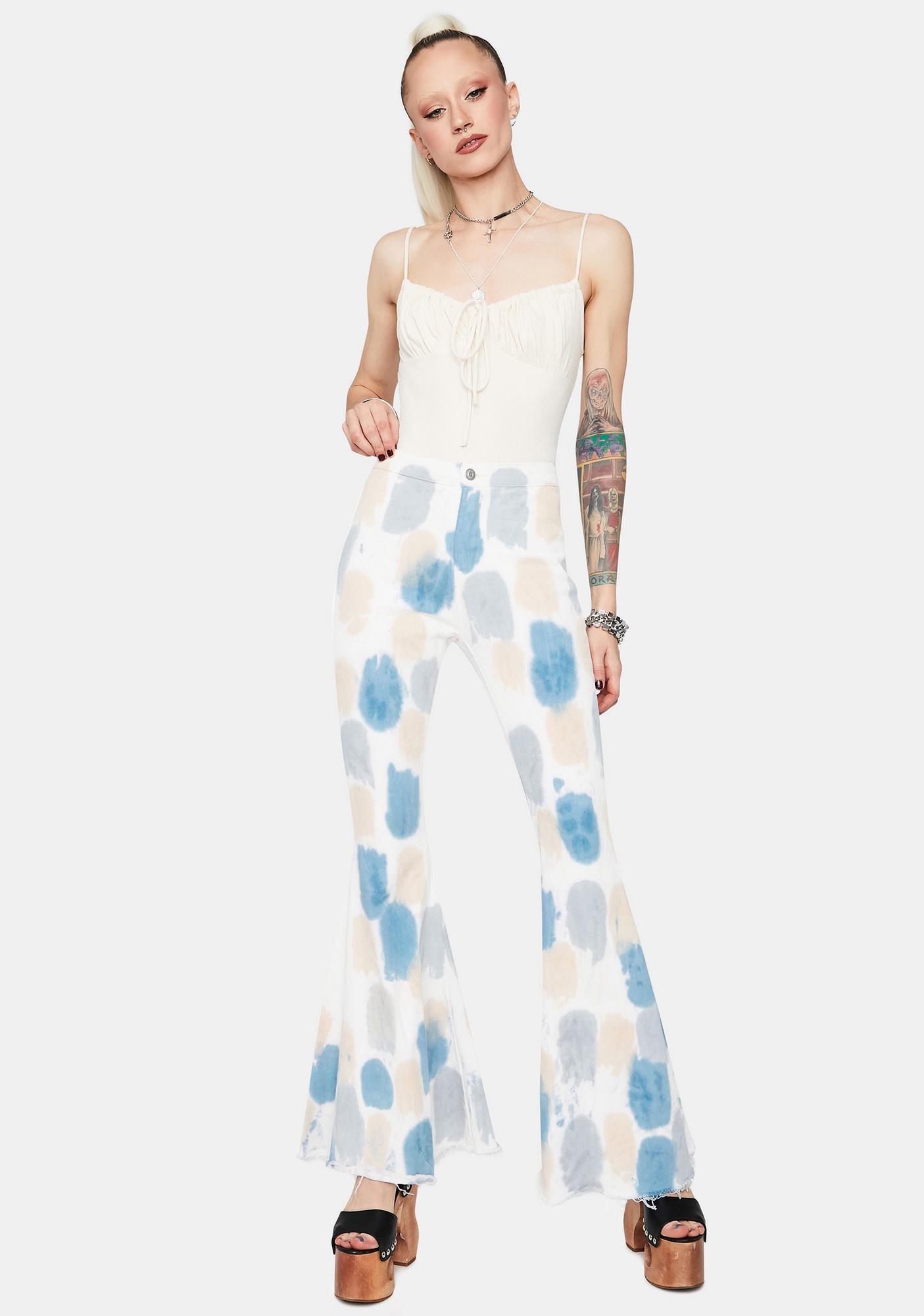 Main Masterpiece Paint Spot Jeans