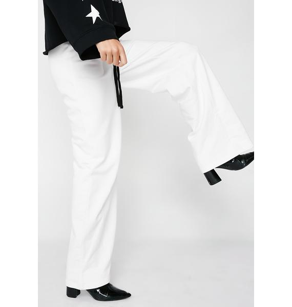 JUICY COUTURE Trk Terry Star Pants