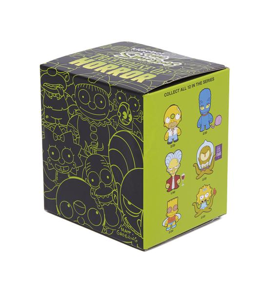 Kidrobot Simpsons Treehouse Of Horrors Blind Box
