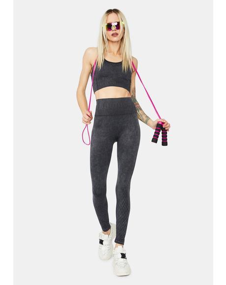 Take U Down Seamless Active Leggings
