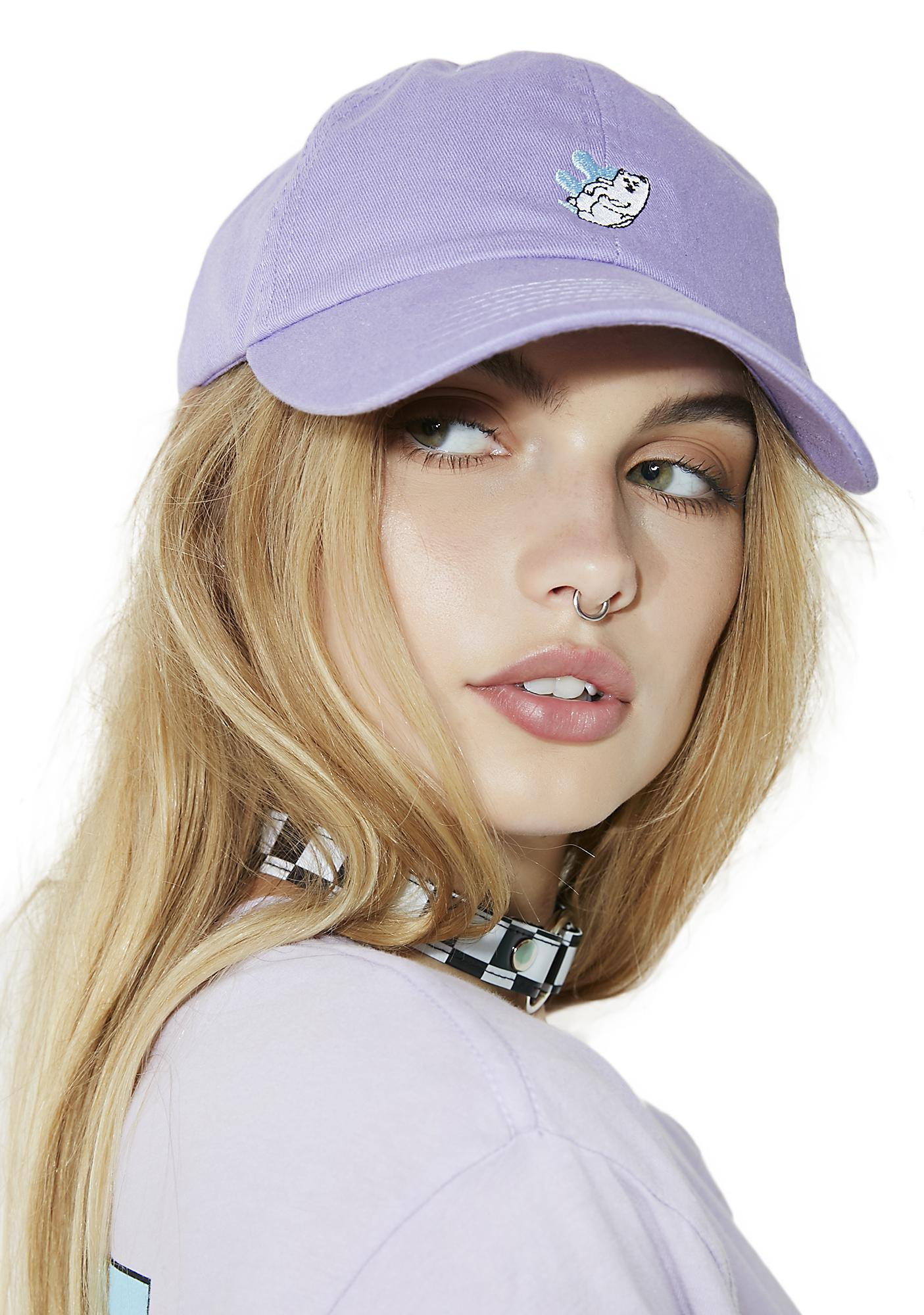 RIPNDIP Cannonball Dad Hat