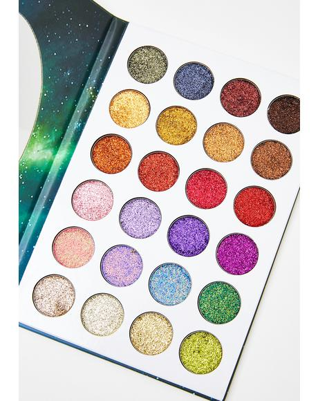 YOUnicorn Magical Glitter Palette