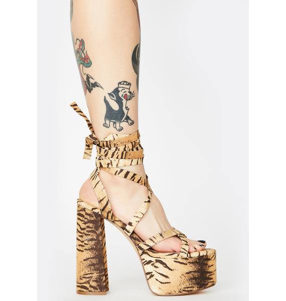 Primal My Strange Addiction Platform Heels
