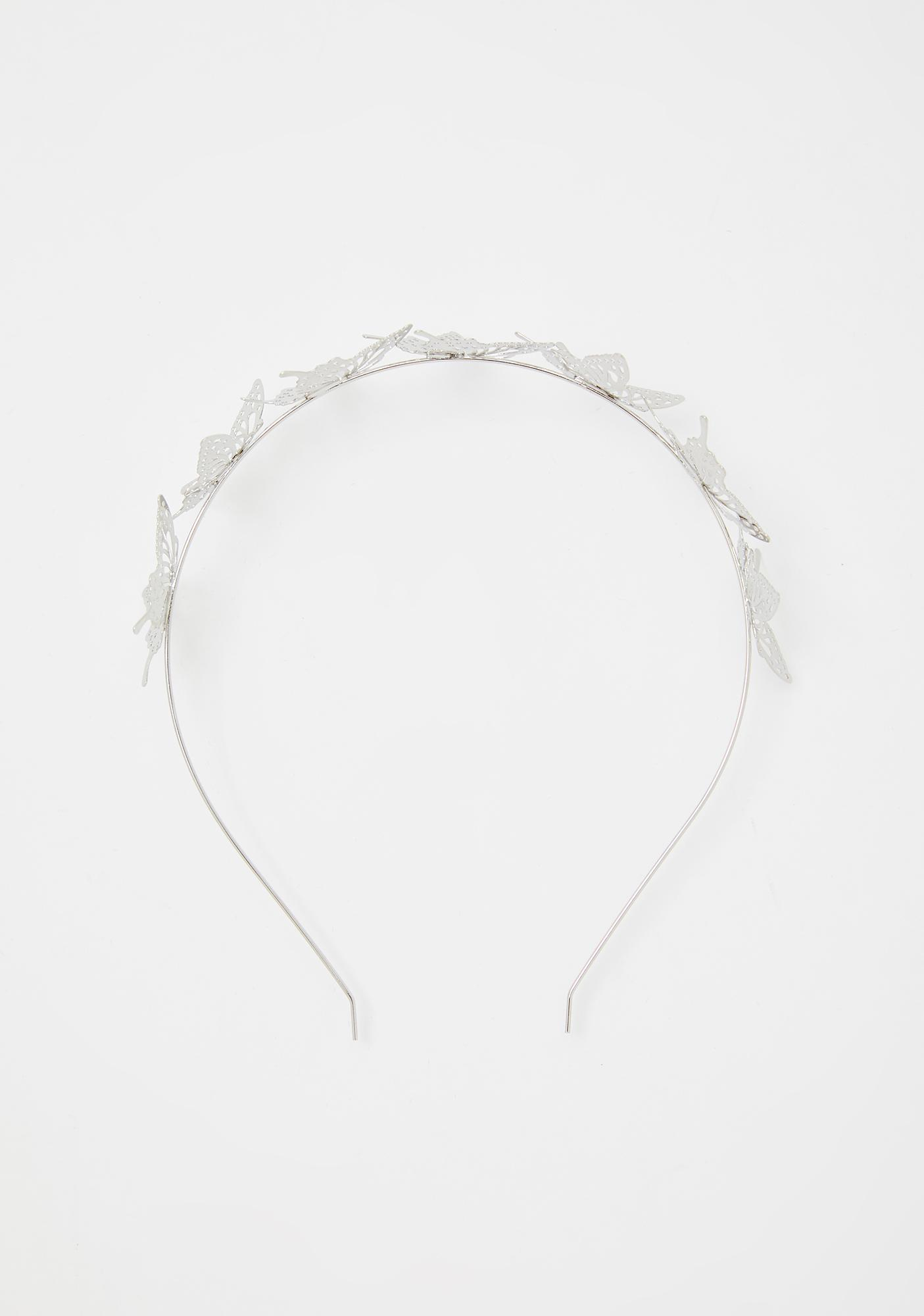 Complete Transformation Butterfly Headband