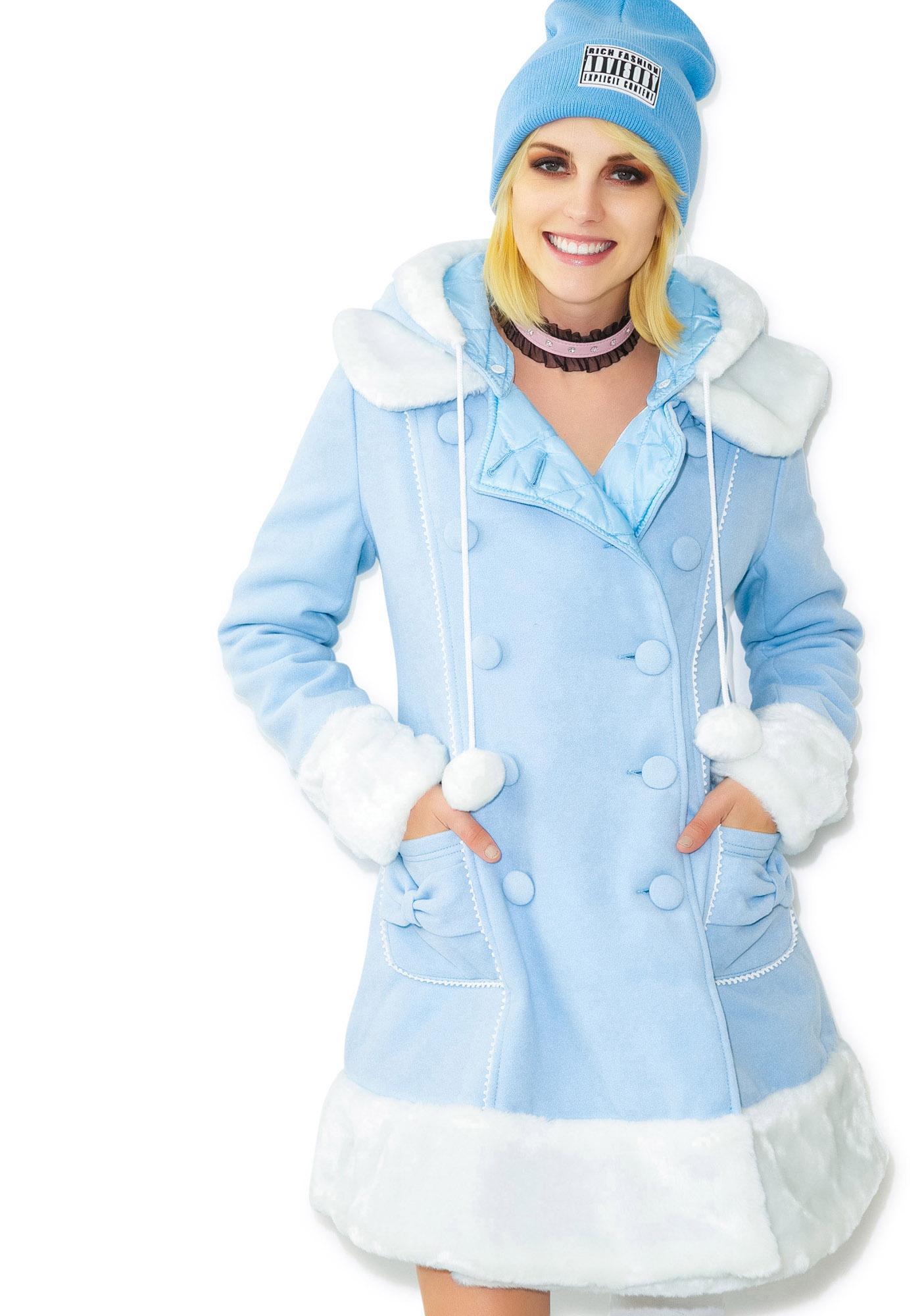 Hell Bunny Sarah Jane Coat