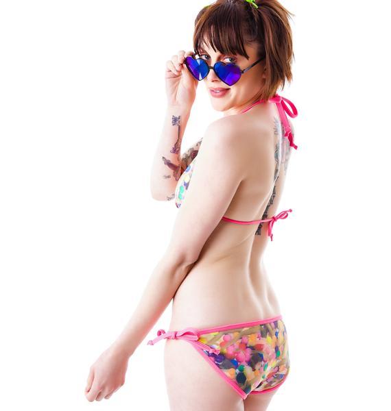 Coveted Society Gumball Dolls Bikini