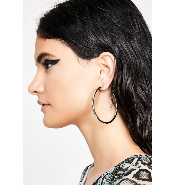 Get You Back Hoop Earrings