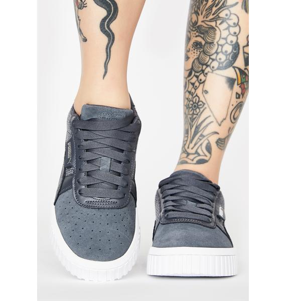 PUMA Cali Sequin Sneakers