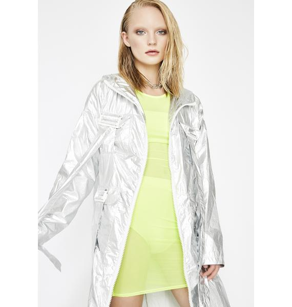 Moonbeam Queen Metallic Jacket
