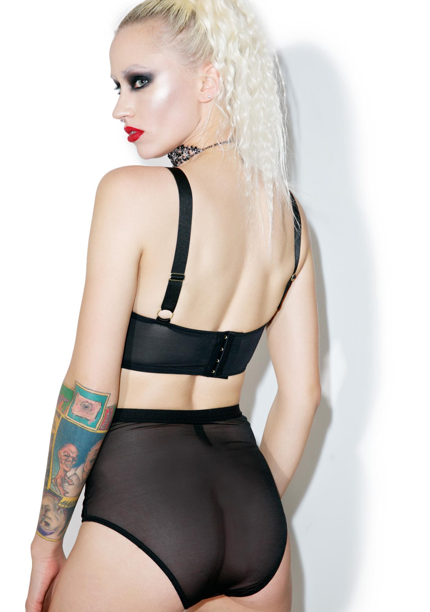 Tallulah High Waist Briefs