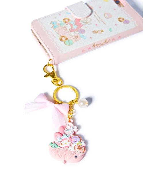Sanrio My Melody Cookie Key Chain