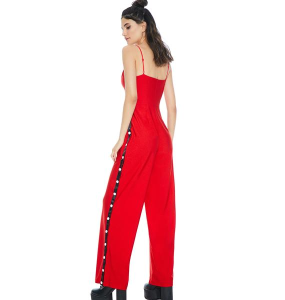Sinkin' Baskets Jumpsuit