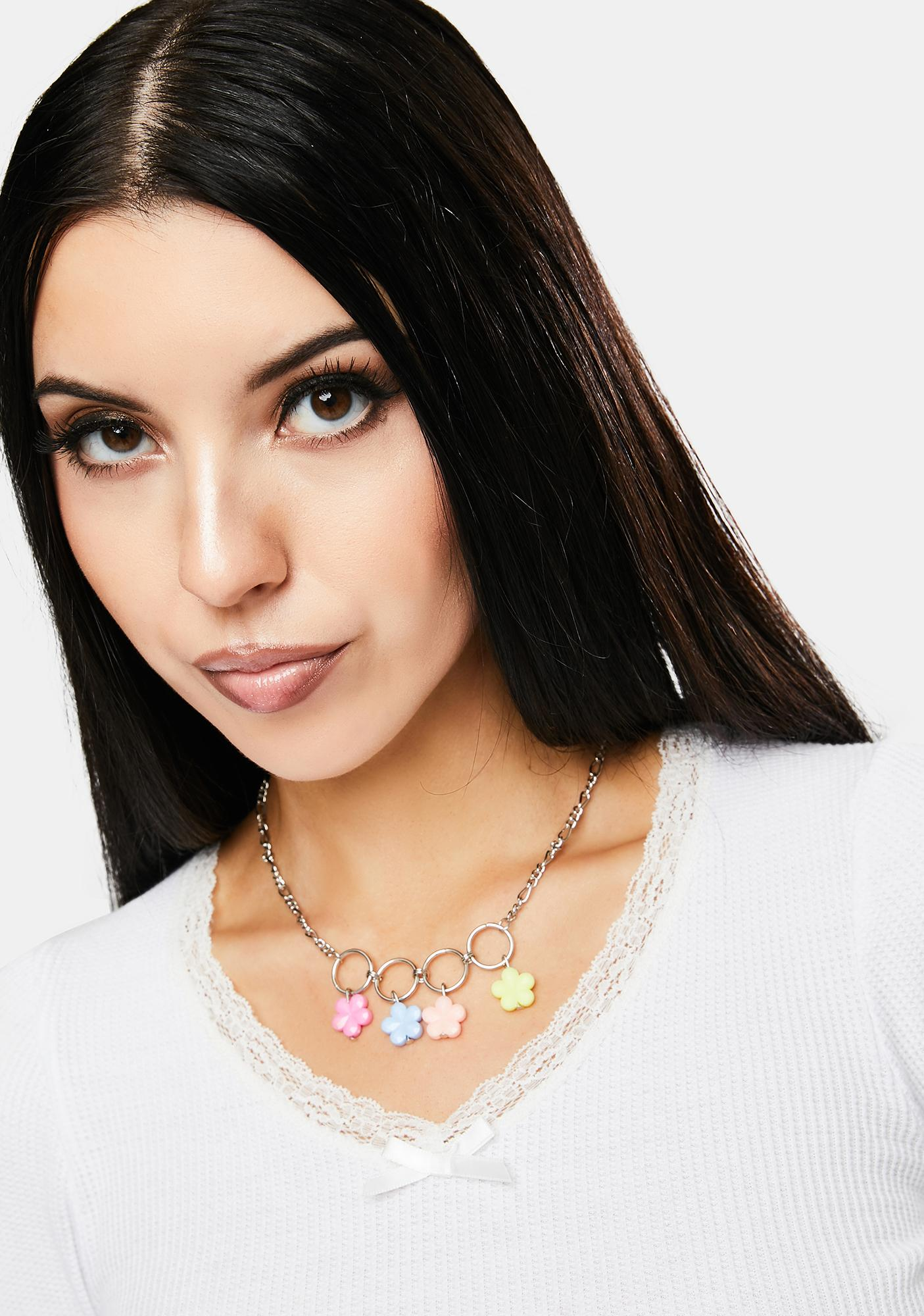 Spring into Luv Necklace