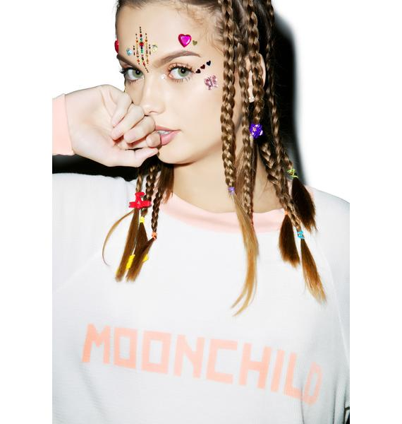 Wildfox Couture Moonchild Luca Top