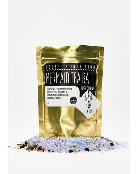 Mermaid Tea Bath