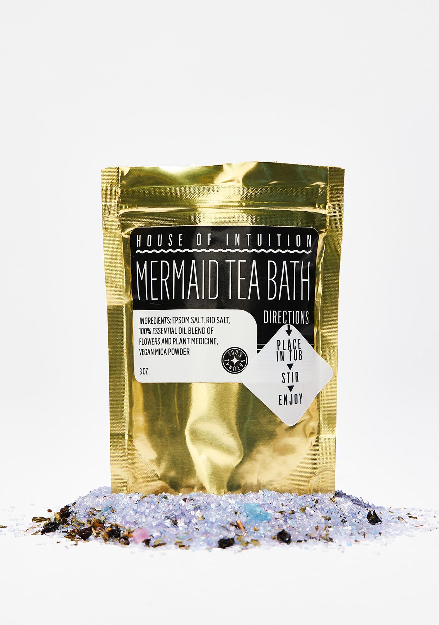 House Of Intuition Mermaid Tea Bath