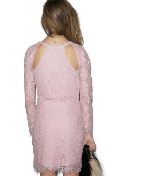 For Love & Lemons Eternal Love Lace Dress