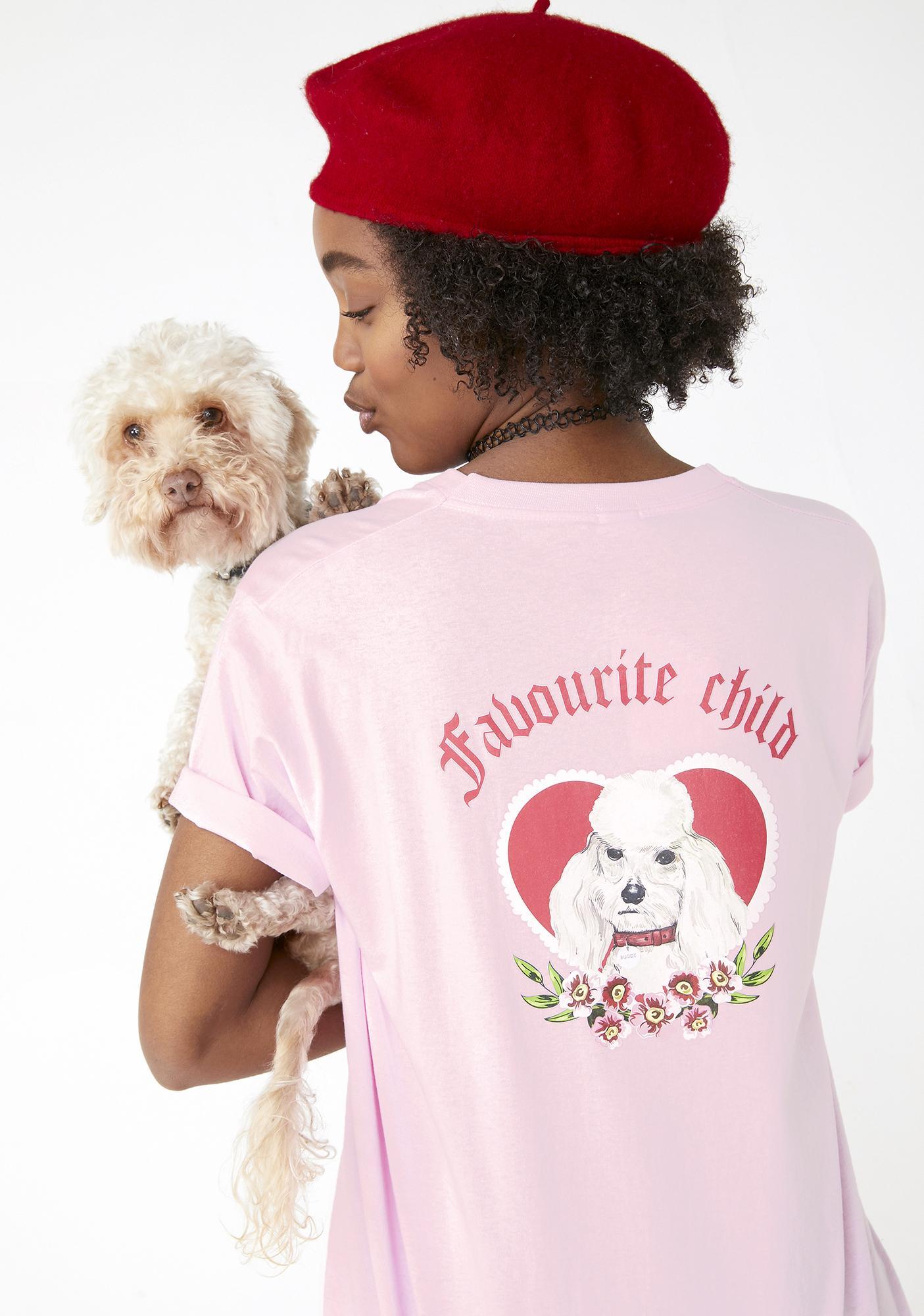 Skinnydip Favourite Child T- Shirt