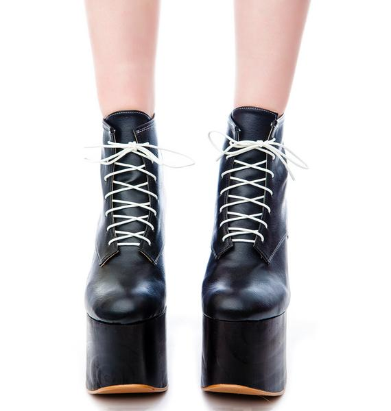 Deandri Tequila Boot Platform