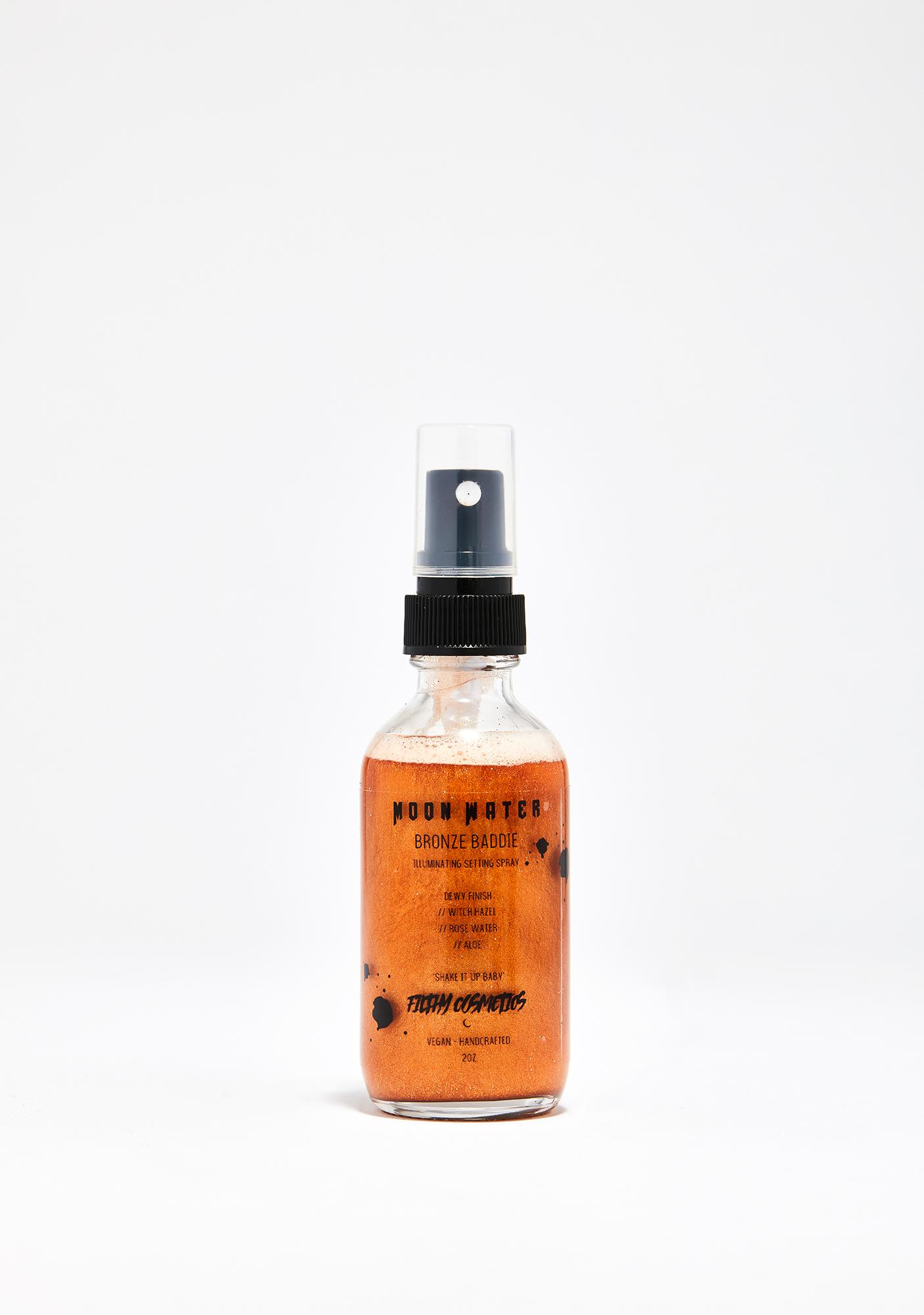 Filthy Cosmetics Bronze Baddie Setting Spray