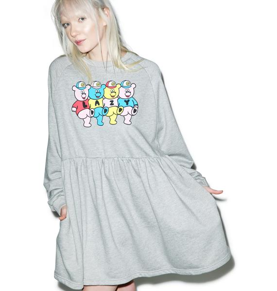 Lazy Oaf Teddy Dress