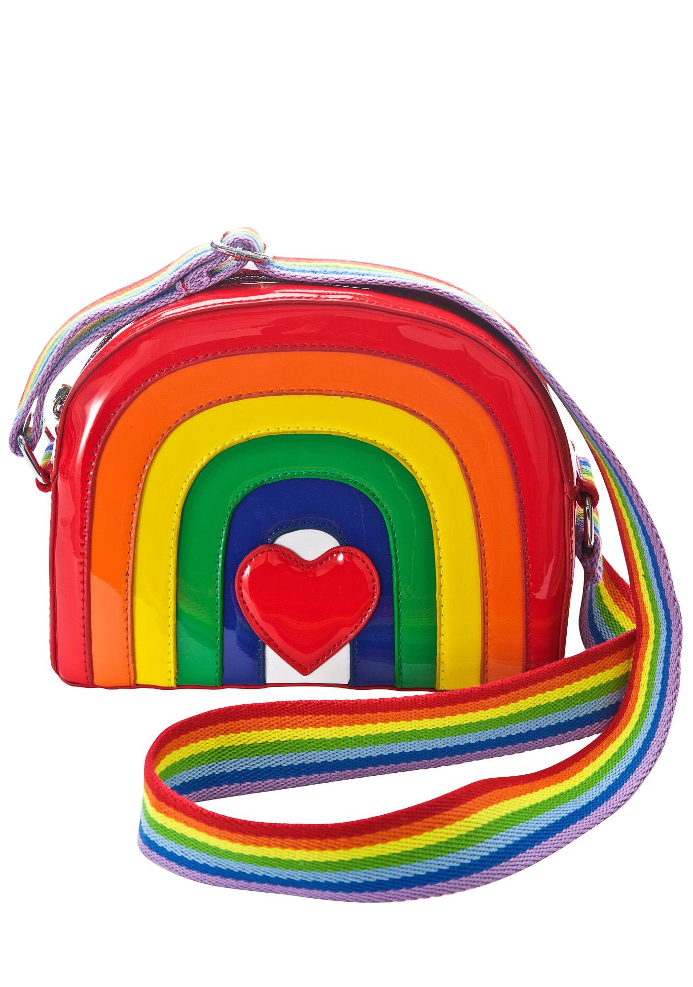 Cur Mood Over The Rainbow Bag