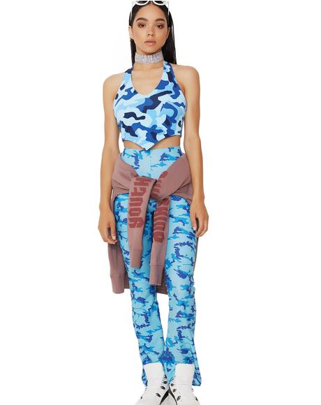 Tank Girl Halter Top