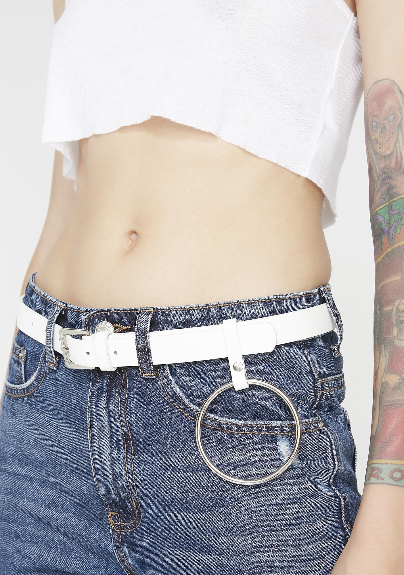 Pure Make Them Say O-Ring Belt